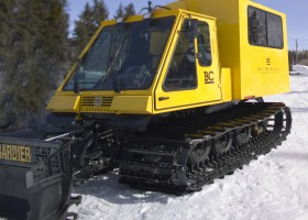 Passenger Cabs for Snow Cats